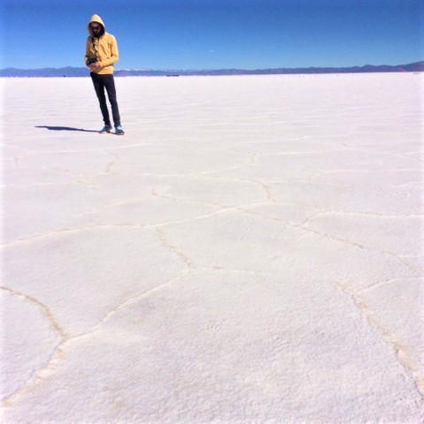 argentina salt plains