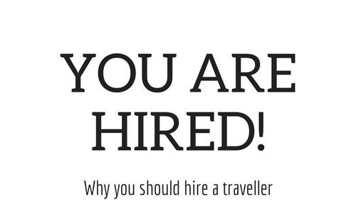 traveller job skills