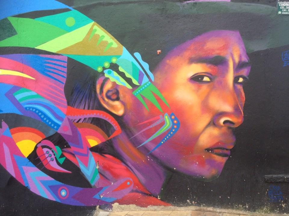 native graffiti