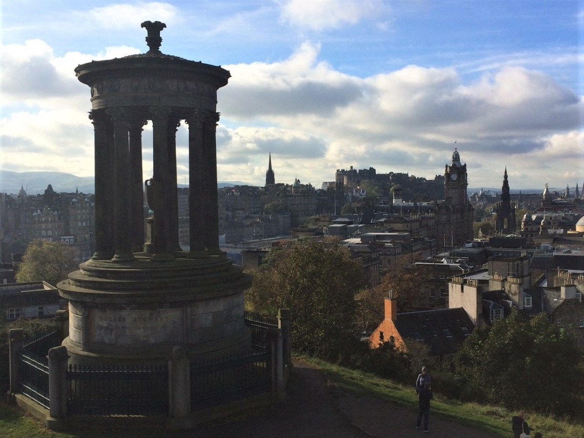 100 free things edinburgh