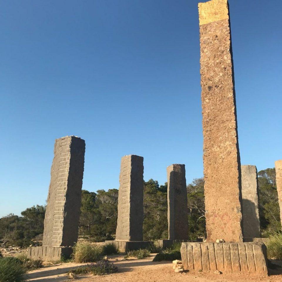 Ibizas stonehenge