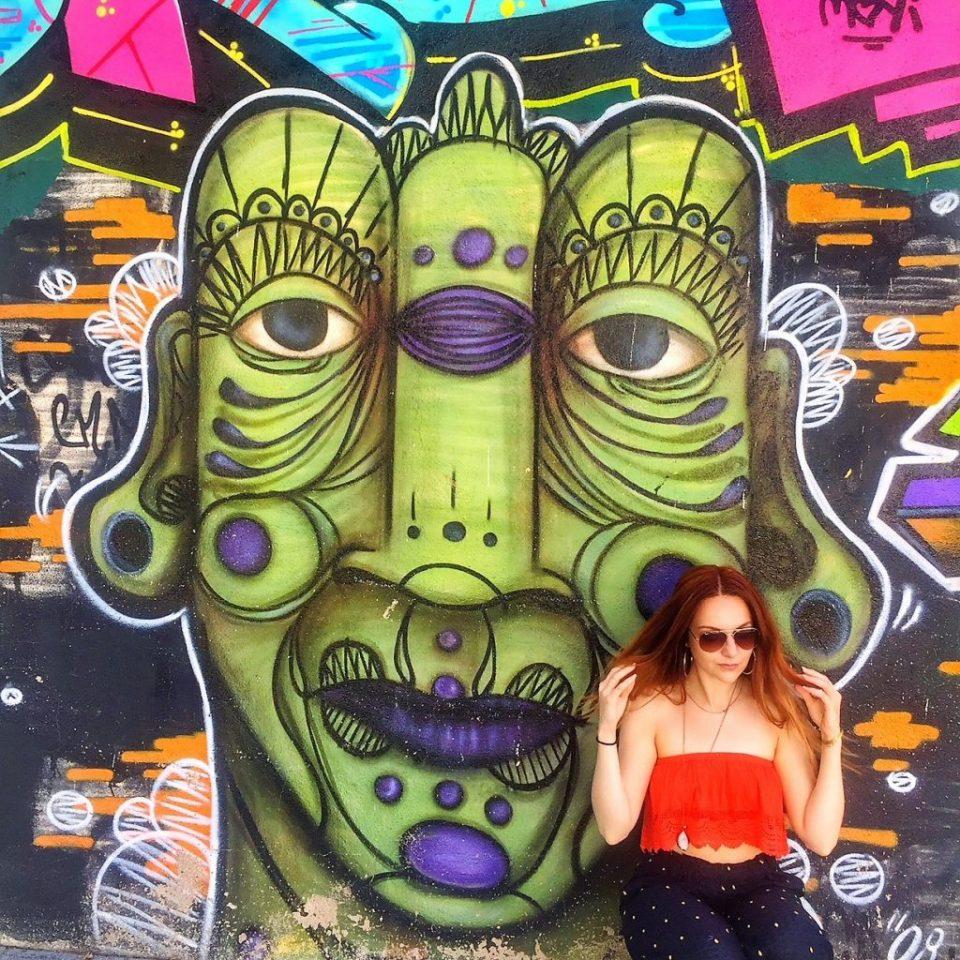 Granada graffiti el nino