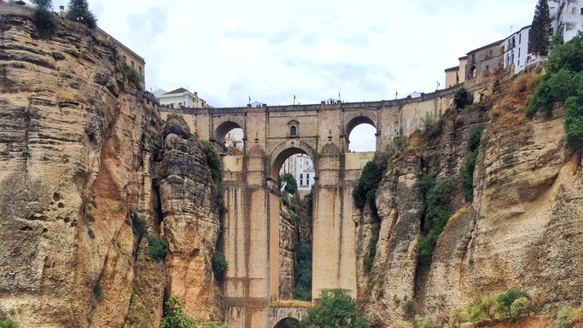 24 hours in ronda vegan