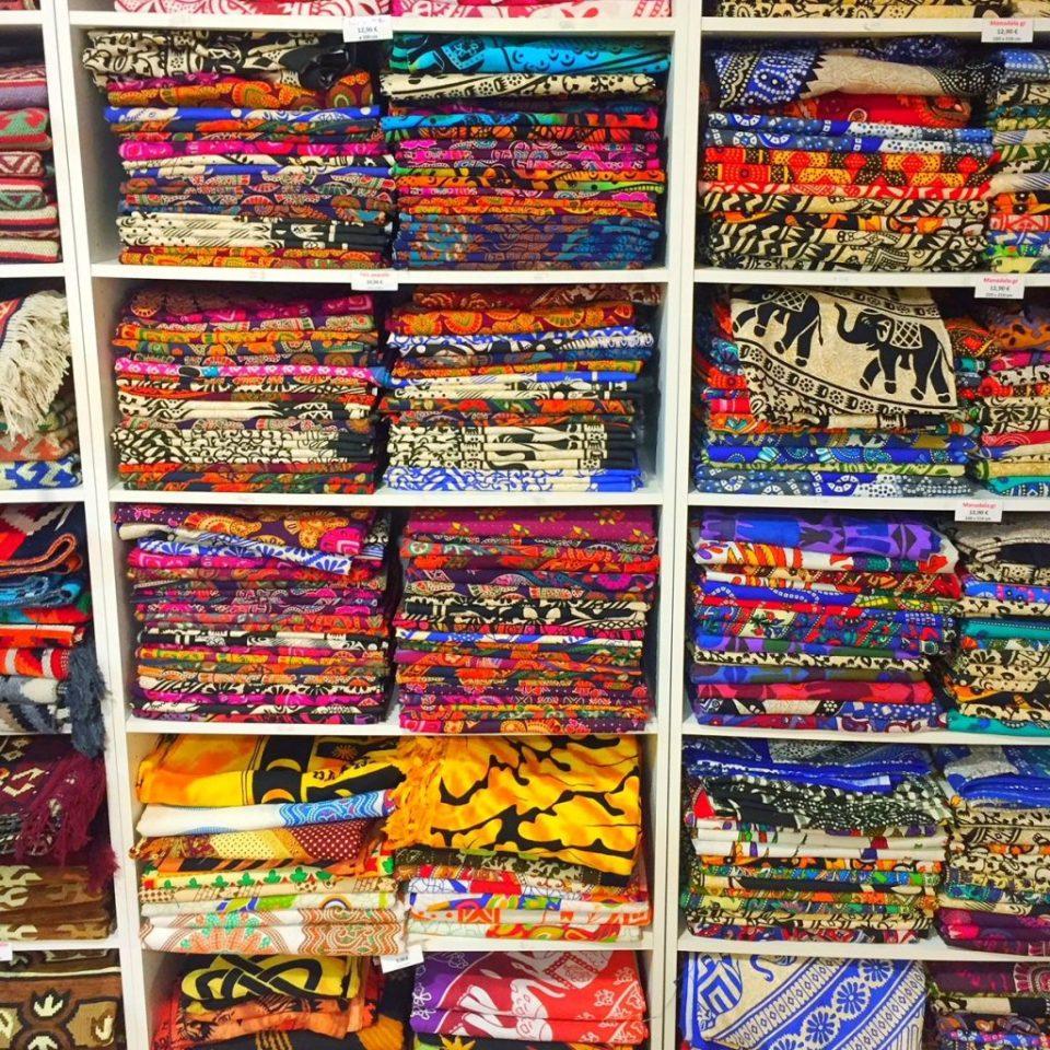 Granada arab market