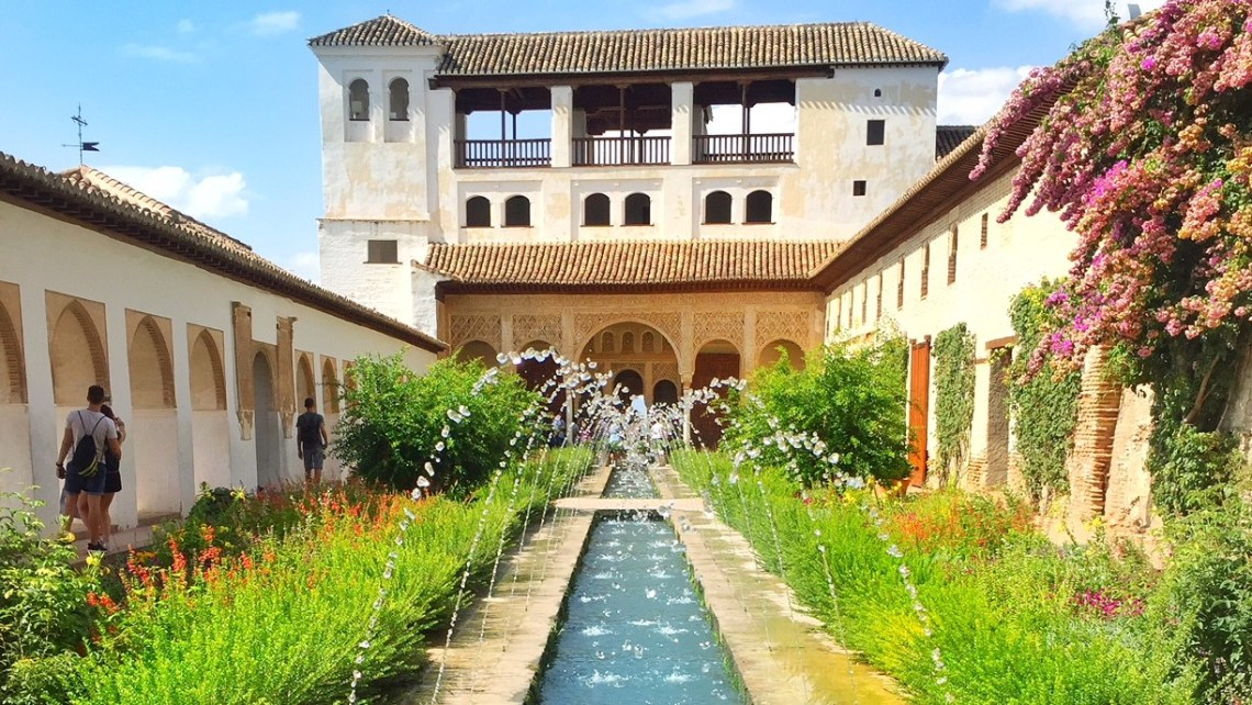 Alhambra Granada tickets