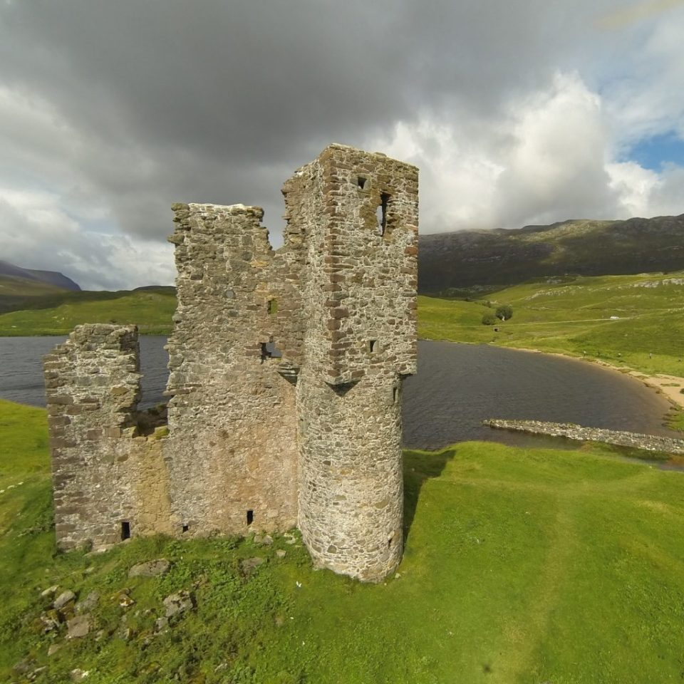 Ardvreck Castle Loch Assynt