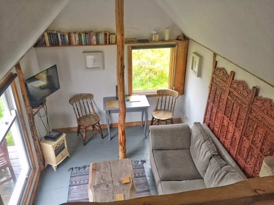 airbnb fort augustus
