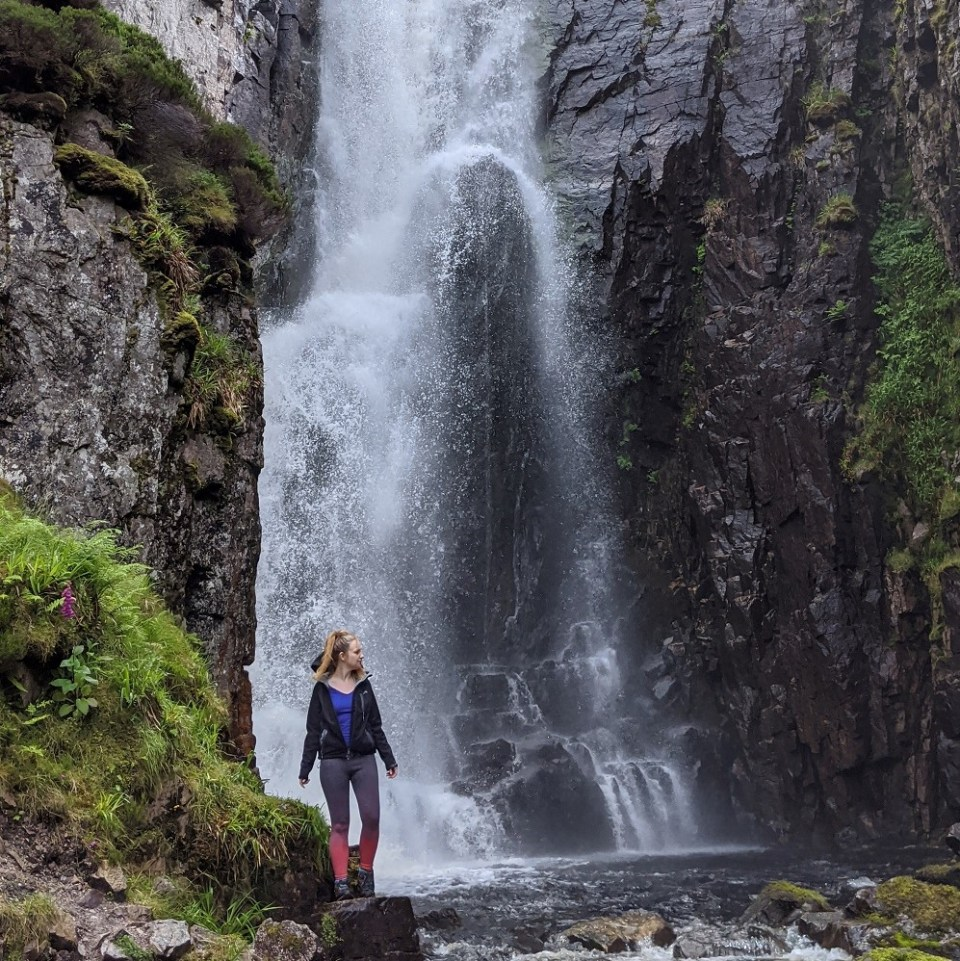 scotland waterfalls highlands