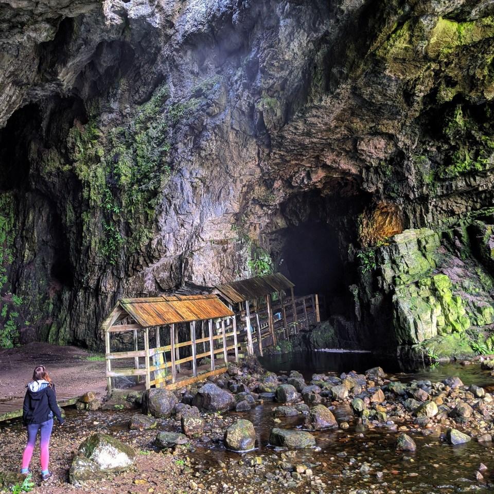 smoo cave main chamber