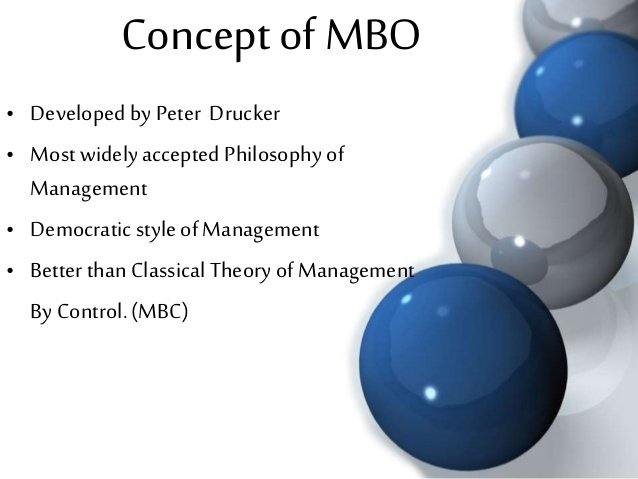 concept-of-management-by-objective
