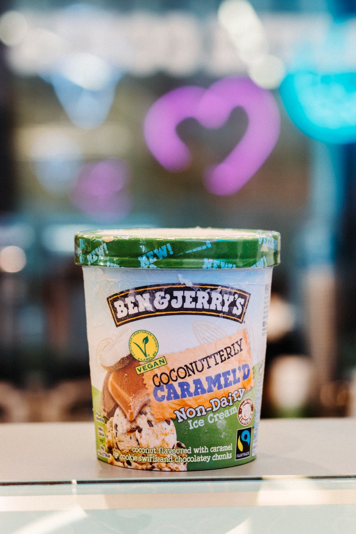 UK's New Non-Dairy Ben & Jerry's flavour: Coconutterly Caramel'd!