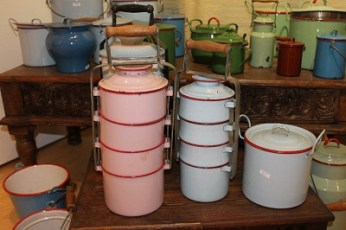 Tiffins, Indian lunchboxes