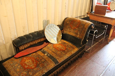 Funky couch