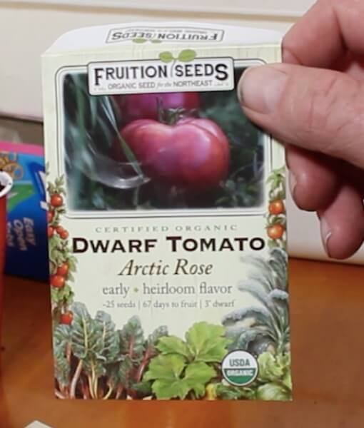 double-cup method planting seeds