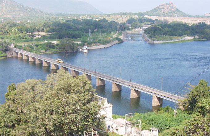 Mettur Dam Pictures (2/6)