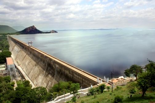 Mettur Dam Pictures (6/6)