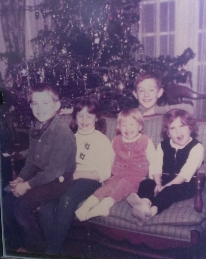 egan family original 1960s