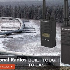 Enjoy Affordable Communication with World-Class Motorola ClP 1010 Uhf Radios