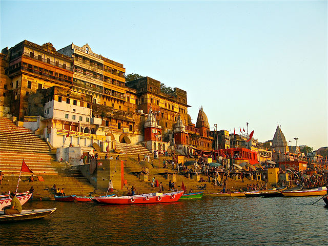 Varanasi is a boon for explorers