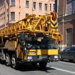 Aspects to Consider Before Choosing a Crane Hire Company