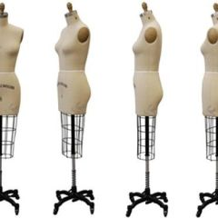5 Ways Wire Dress Forms can be Utilized Better than Regular Mannequins