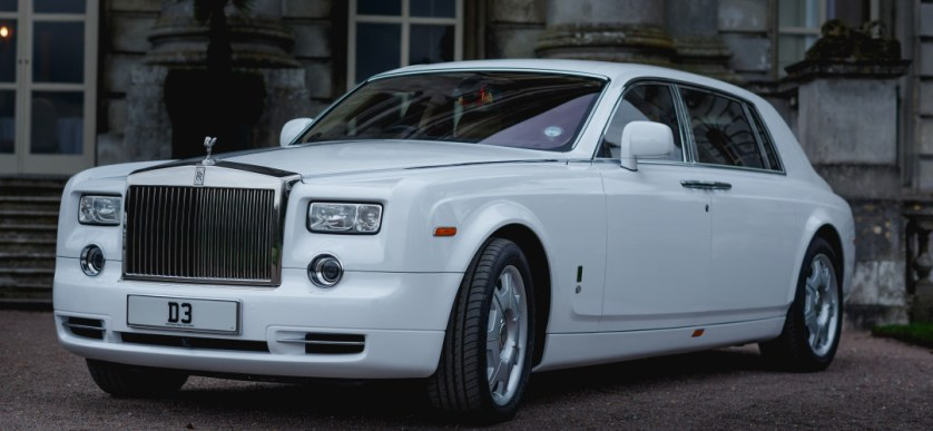 Rolls Royce is the Perfect Wedding Day Car