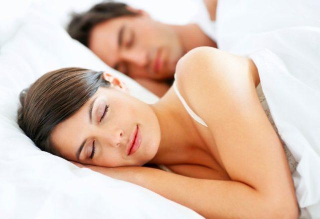 weight loss sleep