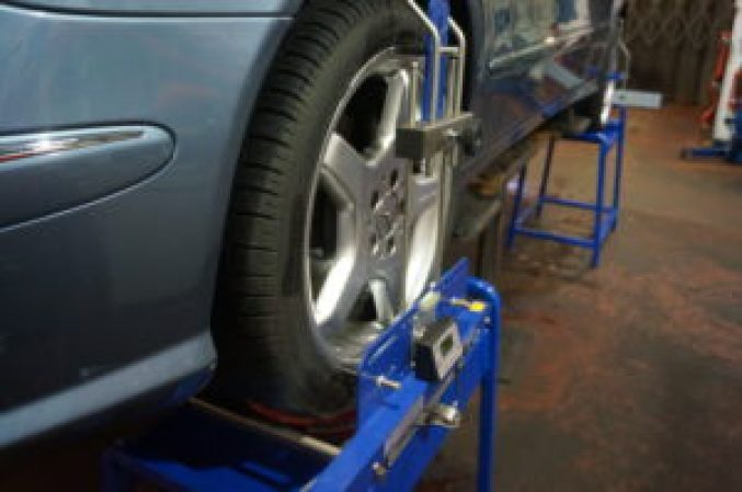 What is required to fit the Car Tyres?