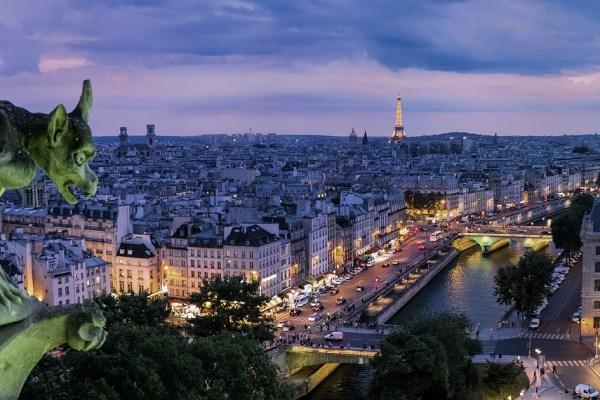 Paris - Euro trip