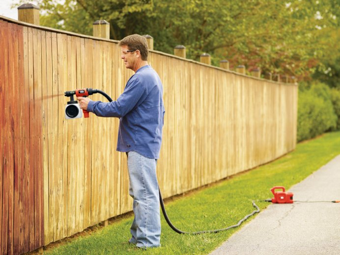 Best paint sprayer machinery