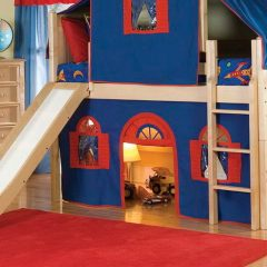 How Bunk Beds Become A Space Idea For Your Kids' Room