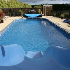 Trendy Construction Techniques For Swimming Pool With Limited Considerations