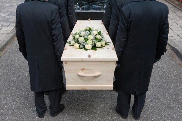 cost of funeral