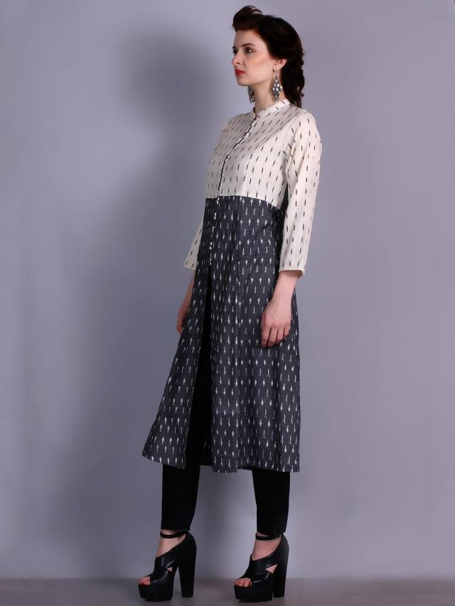 Buy pure cotton kurtis and tunics online