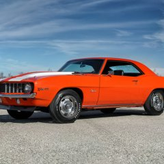 Best Classic Cars of the Future