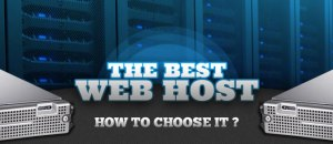 how to choose best hosting web