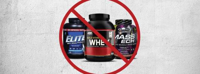 Be Careful of fake supplements