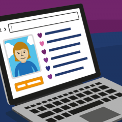 Attractive Features of an Online Dating Experience