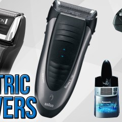 Our Guide to Best Electric Shavers for Sensitive Skin