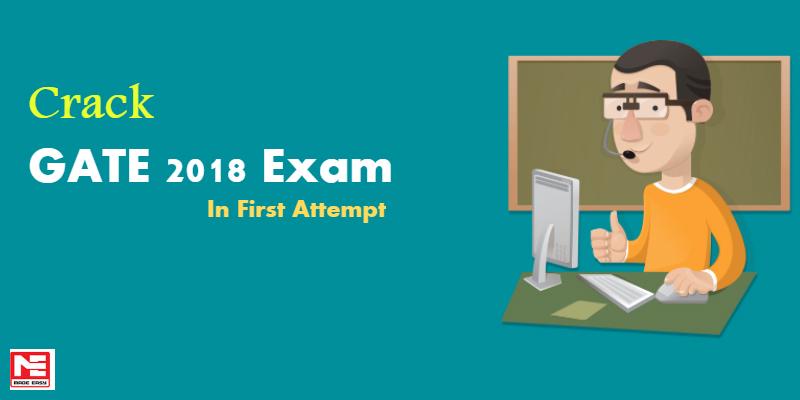How to Crack GATE 2018 Exam