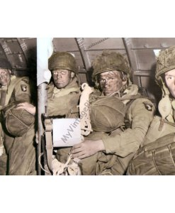 101st Airborne, 506th Parachute Infantry Regiment, June 5th 1944