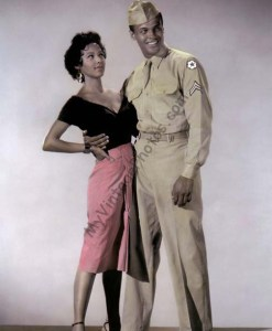 Dorothy Dandridge & Harry Belafonte, Carmen Jones 1954