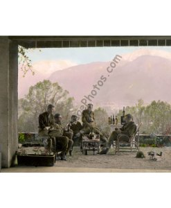 Easy Company 101st Airborne at Berchtesgarten Germany WWII