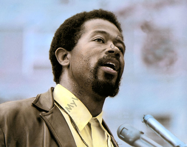 Eldridge Cleaver, 1969