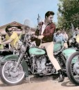 Elvis Presley Motorcycle