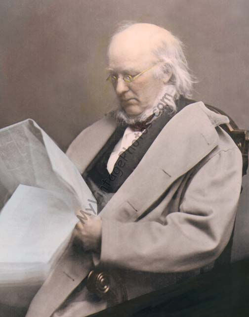 Horace Greeley Abolitionists