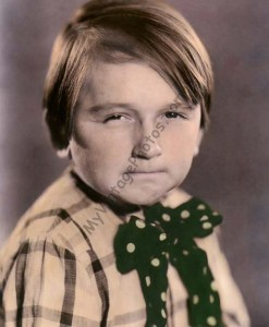 "Kendall ""Breezy"" McComas, Little Rascals Our Gang"