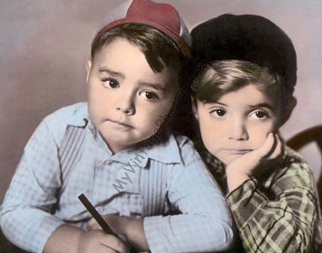 Spanky and Scotty, The Little Rascals, Our Gang