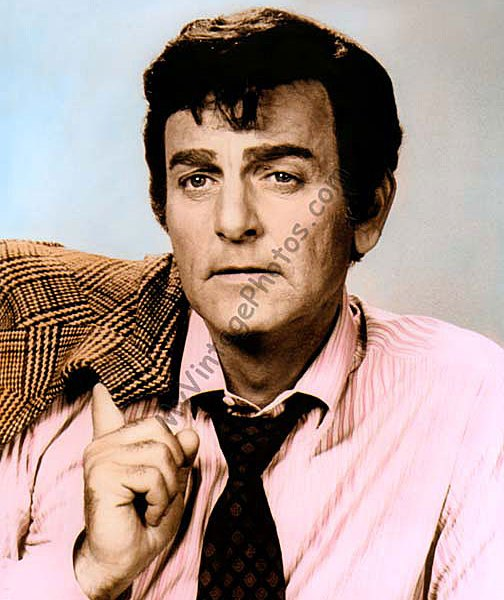 Mike Connors, Mannix 1959