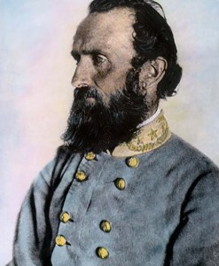 General Stonewall Jackson, April 26, 1863